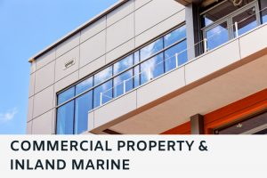Commercial property inland marine