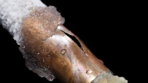 Keep business flowing: Prevent frozen pipes.